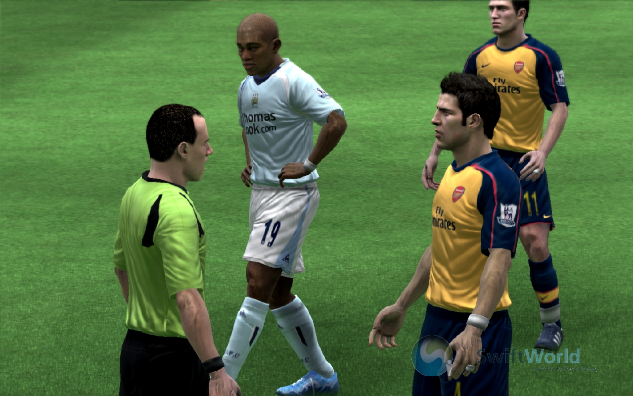 Por Qué Se Juega Al Fútbol Con 11 Jugadores Por Equipo: El Fútbol Callejero Se Suma A La Oferta De FIFA 11 Para