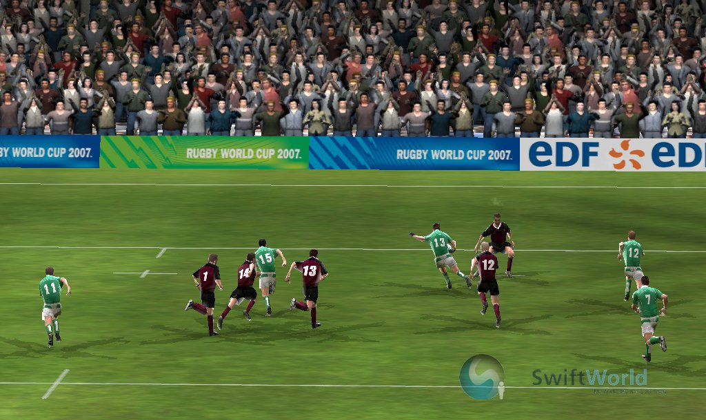how to change controls on rugby 08