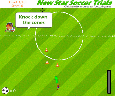New Star Soccer Flash Trial
