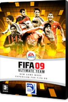 Fifa 09 Ultimate Team Pack Shot