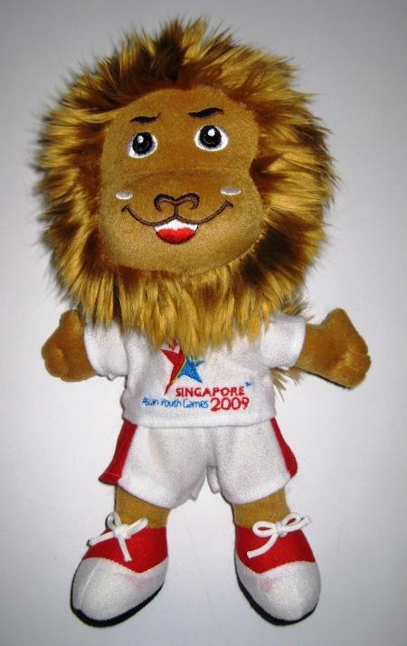 AYG 2009 Mascot