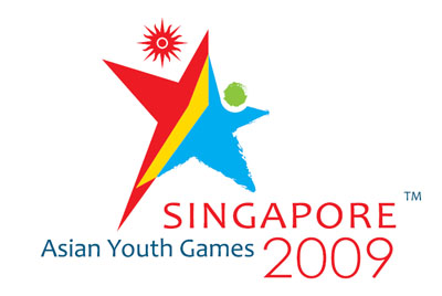 Asian Youth Games 2009 Logo