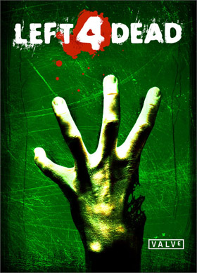 Left 4 Dead Official Box Art