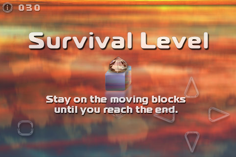 Block Drop Puzzle Game Survival Stage