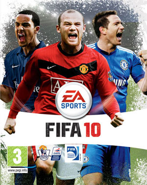 FIFA 10 Cover Art