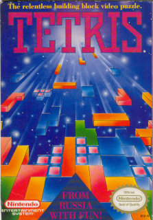 Tetris Box NES Cover