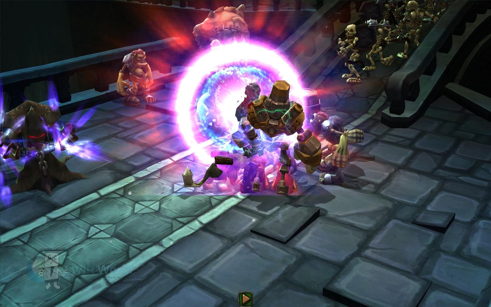 Torchlight Mobs to Kill