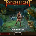 Torchlight Character Creation