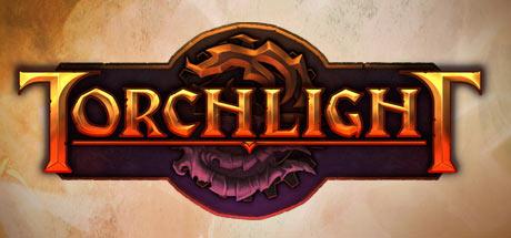 Torchlight Title Logo