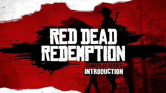 Red Dead Redemption Gameplay Introduction
