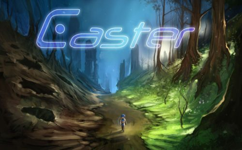 Caster - Title Screen
