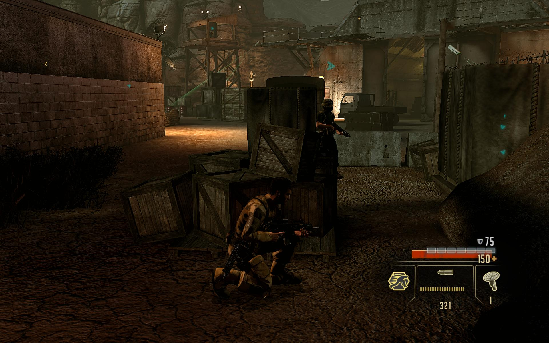 Alpha Protocol Gameplay