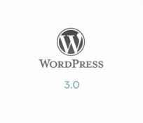 WordPress 3.0 Released