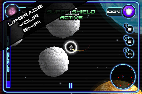 iPhone Astro Dodge Screenshot