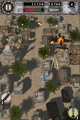 AirAttack iPhone Screenshot
