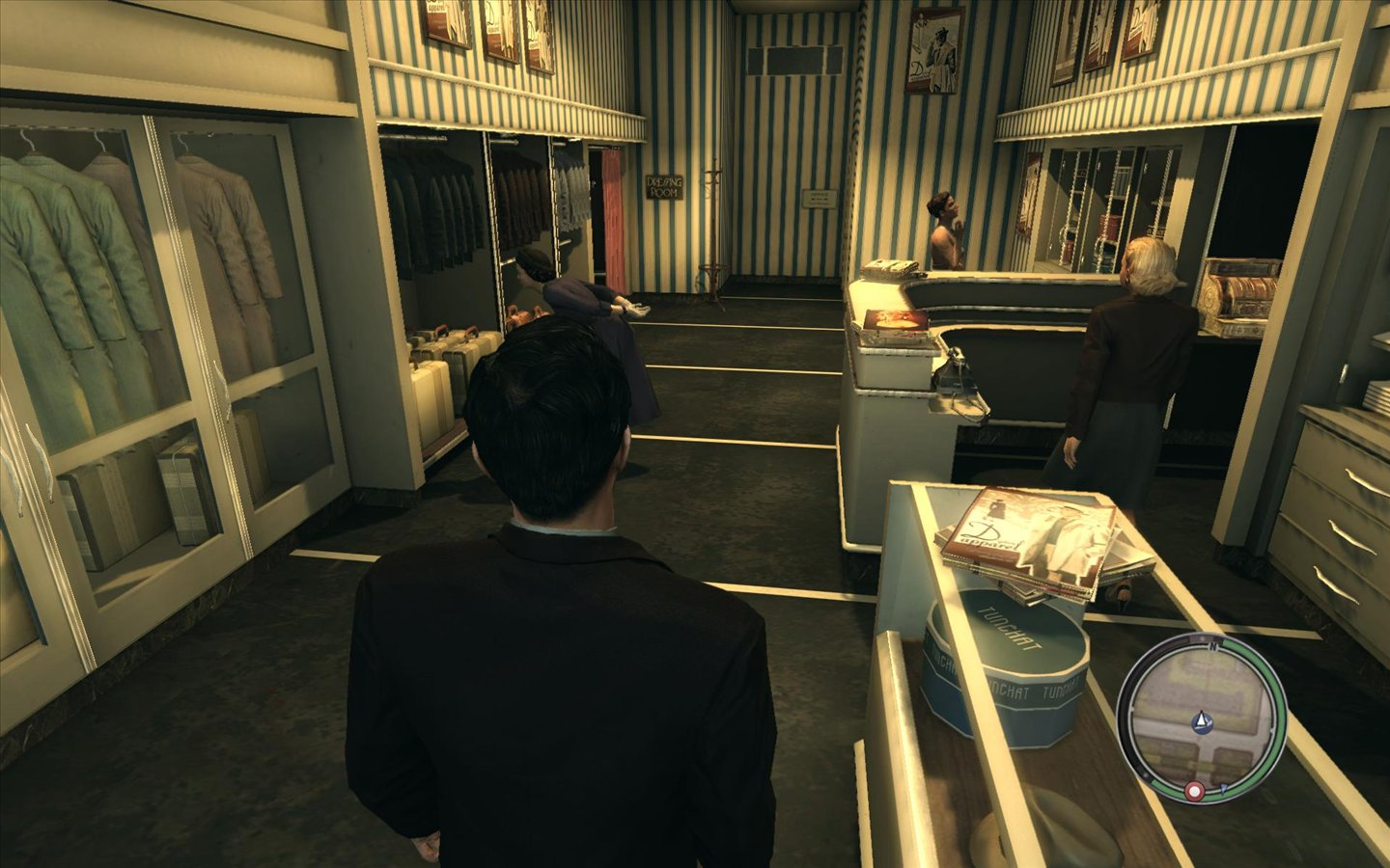 Mafia 2 Shopping Time