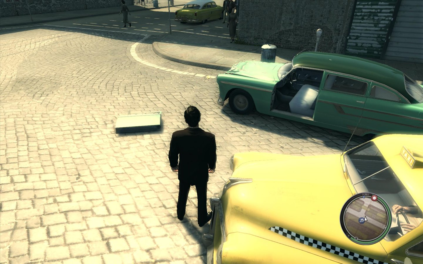 Mafia 2 Funny Accident