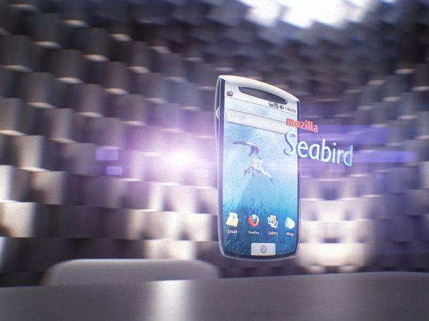 Mozilla Concept Phone Seabird