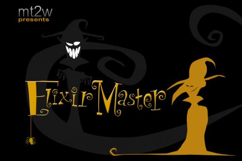 ElixirMaster Title Screen