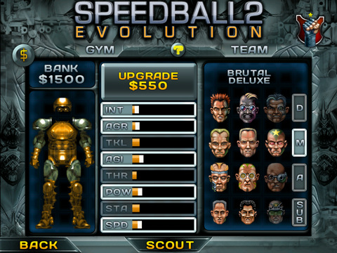 Speedball 2 Evolution