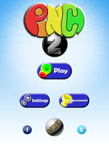 Pinch 2 HD Title Screen