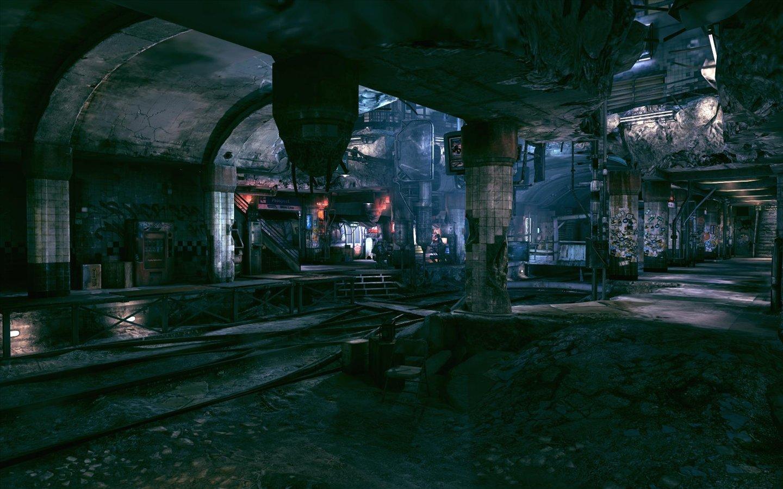 Inner Subway Town