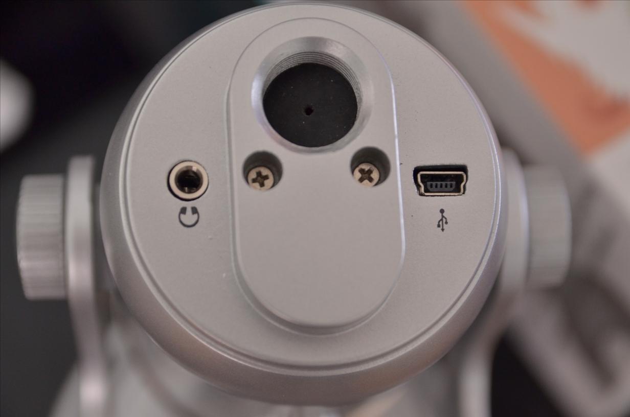 Audio Recording Upgrade Blue Yeti Microphone