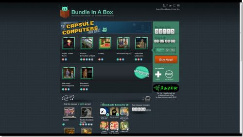 Bundle In A Box - Capsule Computers Bundle
