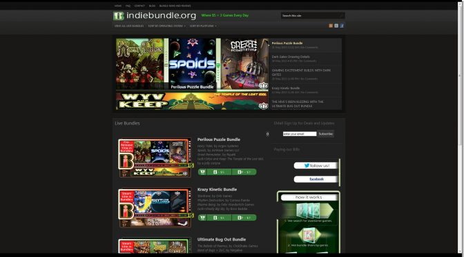 IndieBundle.org   Where $5 = 3 Games Every Day