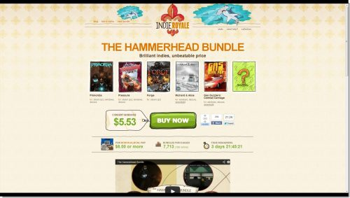 The Hammerhead Bundle - Indie Royale