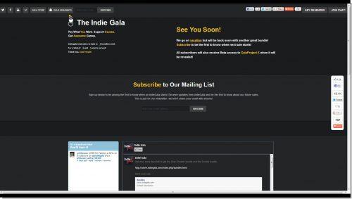 The Indie Gala