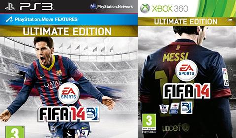FIFA 14 (PS3 & XBOX360) Impressions