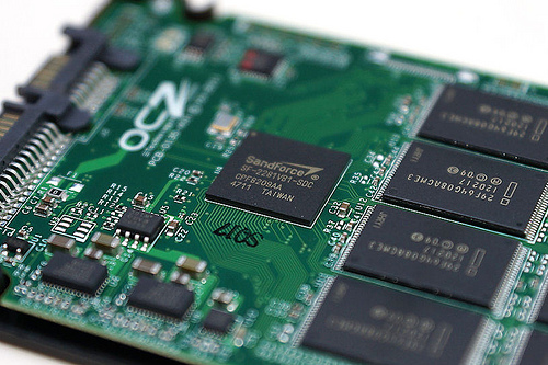 SSD PCB Board
