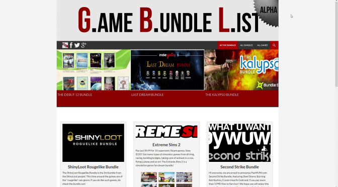 Introducing GameBundleList.com