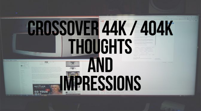 Crossover 44K Impressions