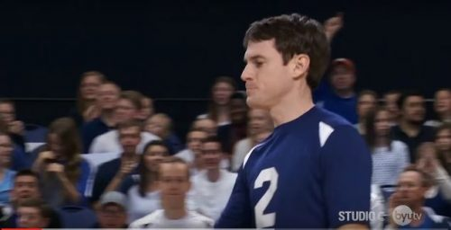 Scott Sterling Volleyball