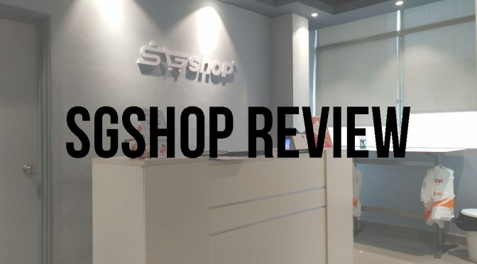 SGShop Review: First Time Shipping from China by Sea